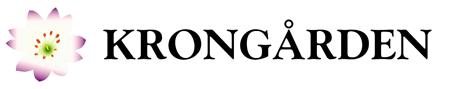 Logo Krongården
